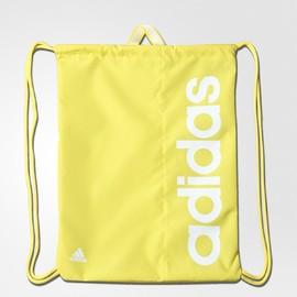 Pánský batoh adidas LIN PER GYMBAG | AB2333 | Žlutá | NS
