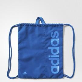 Pánský batoh adidas LIN PER GYMBAG | AJ9973 | Modrá | NS