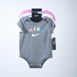RAINBOW STRIPE 3PK BODYSUIT