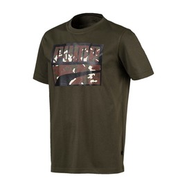 Rebel CAMO filled Tee Forest Night