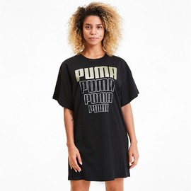 Rebel Light Weight Tee Dress