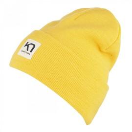 RØthe beanie   611237-SHINE   Žlutá   OS