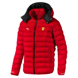 SF Eco PackLite Jacket Rosso Corsa