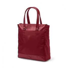 SF LS Shopper Pomegranate