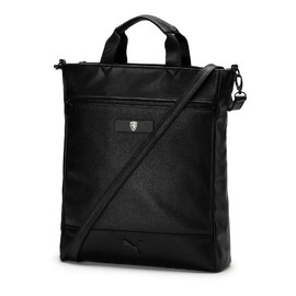 SF LS Shopper Puma Black