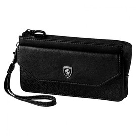 SF LS Wallet F Puma Black | 053535-01 | Černá | OS