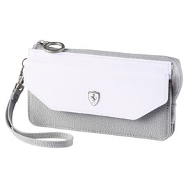 SF LS Wallet F Puma White-Gray Violet