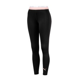 Soft Sports Leggings Puma Black-peach bu