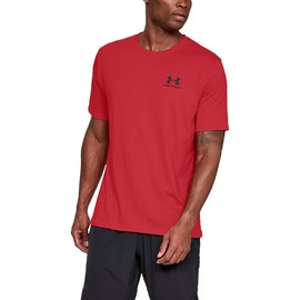 Sportstyle left chest ss-red
