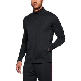 Sportstyle pique track jacket-blk