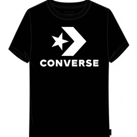 Star chevron center front tee