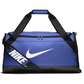 Taška Nike NK BRSLA M DUFF | BA5334-480 | Modrá | MISC