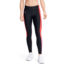 UA HG Armour Perforation Inset Leggings