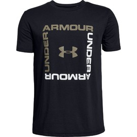 Under Armour Box Logo SS-BLK