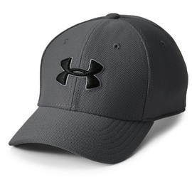 Under Armour Boy's Blitzing 3.0 Cap-GRY