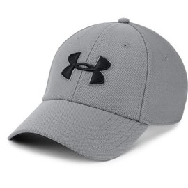 Under Armour Mens Blitzing 3.0 Cap-GRY