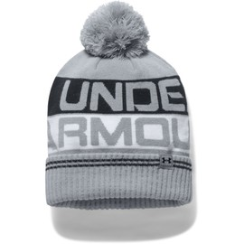 Under Armour Mens Retro Pom Beanie 2.0