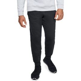 Rival fleece jogger-blk