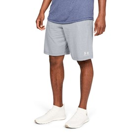 Under Armour SPORTSTYLE COTTON SHORT-GRY