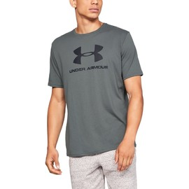 Under Armour SPORTSTYLE LOGO SS-GRY