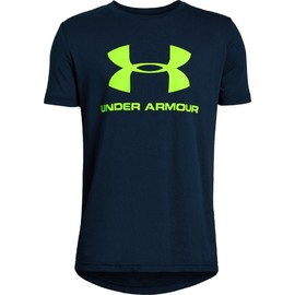 Under Armour Sportstyle Logo SS-NVY
