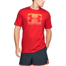 Under Armour UA Boxed Sportstyle SS-RED