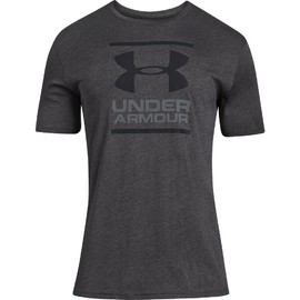 Under Armour UA GL Foundation SS T-GRY