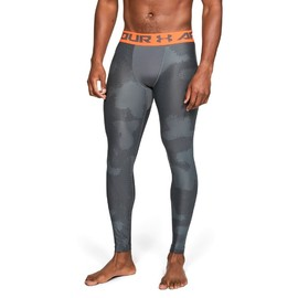 UA HG ARMOUR LEGGING PRTD-GRY