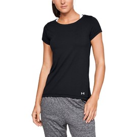 Under Armour UA HG Armour SS-BLK