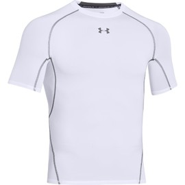 Under Armour UA HG ARMOUR SS-WHT