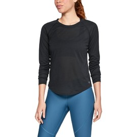 Under Armour UA Long Sleeve-BLK