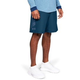 Under Armour Woven Graphic Short-BLU