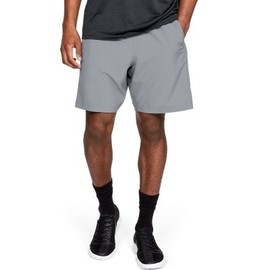 Under Armour Woven Graphic Short-GRY