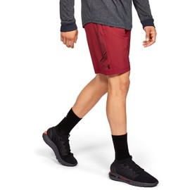 Under Armour Woven Graphic Short-RED