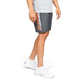 Woven Graphic Wordmark Short-G