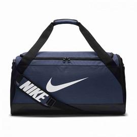 Unisex taška Nike NK BRSLA M DUFF | BA5334-410 | Modrá | MISC