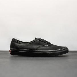 Unisex tenisky Vans U AUTHENTIC BLACK/BLACK | EE3BKA | 39