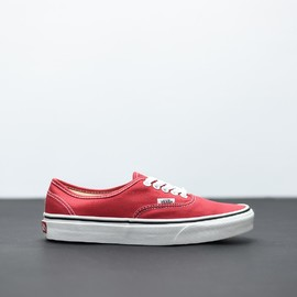 Unisex Tenisky Vans UA AUTHENTIC CRIMSON/TRUE