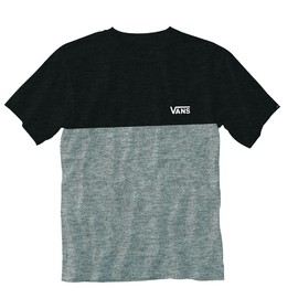 Vans MN COLORBLOCK TEE BLACKATHLET