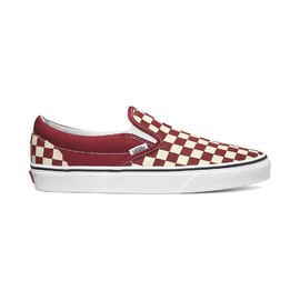 UA Classic Slip-On (CHECKERBOA