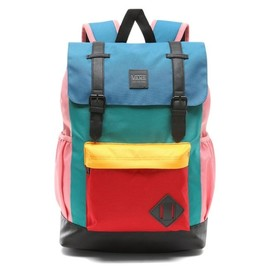 Vans WM CROSSTOWN BACKPAC STRAWBERR