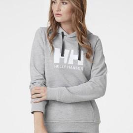 W hh logo hoodie