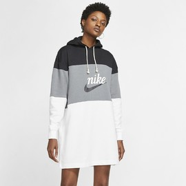 W nsw vrsty hoodie dress ft