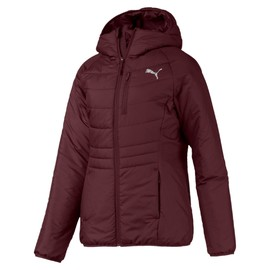 WarmCELL Padded Jacket Vineyard Wine
