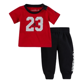 Wingpin tee & jogger set