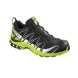 XA PRO 3D GTX Black/Lime Gree | 406714 | Zelená, Černá | 42 2/3
