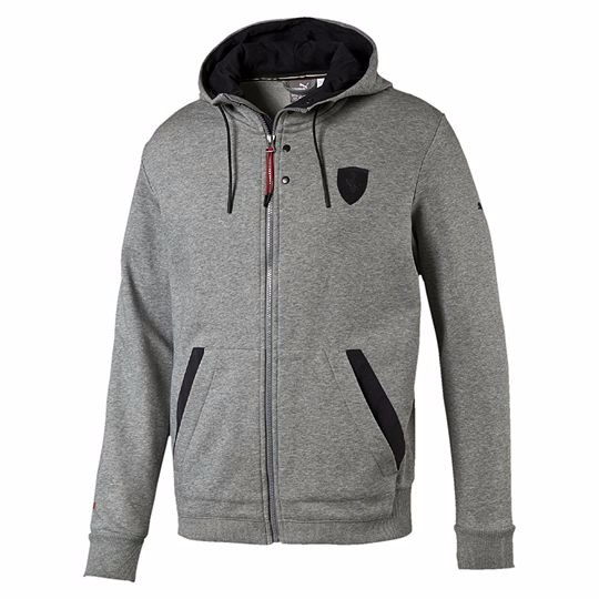 Ferrari Hooded Sweat Jacket me