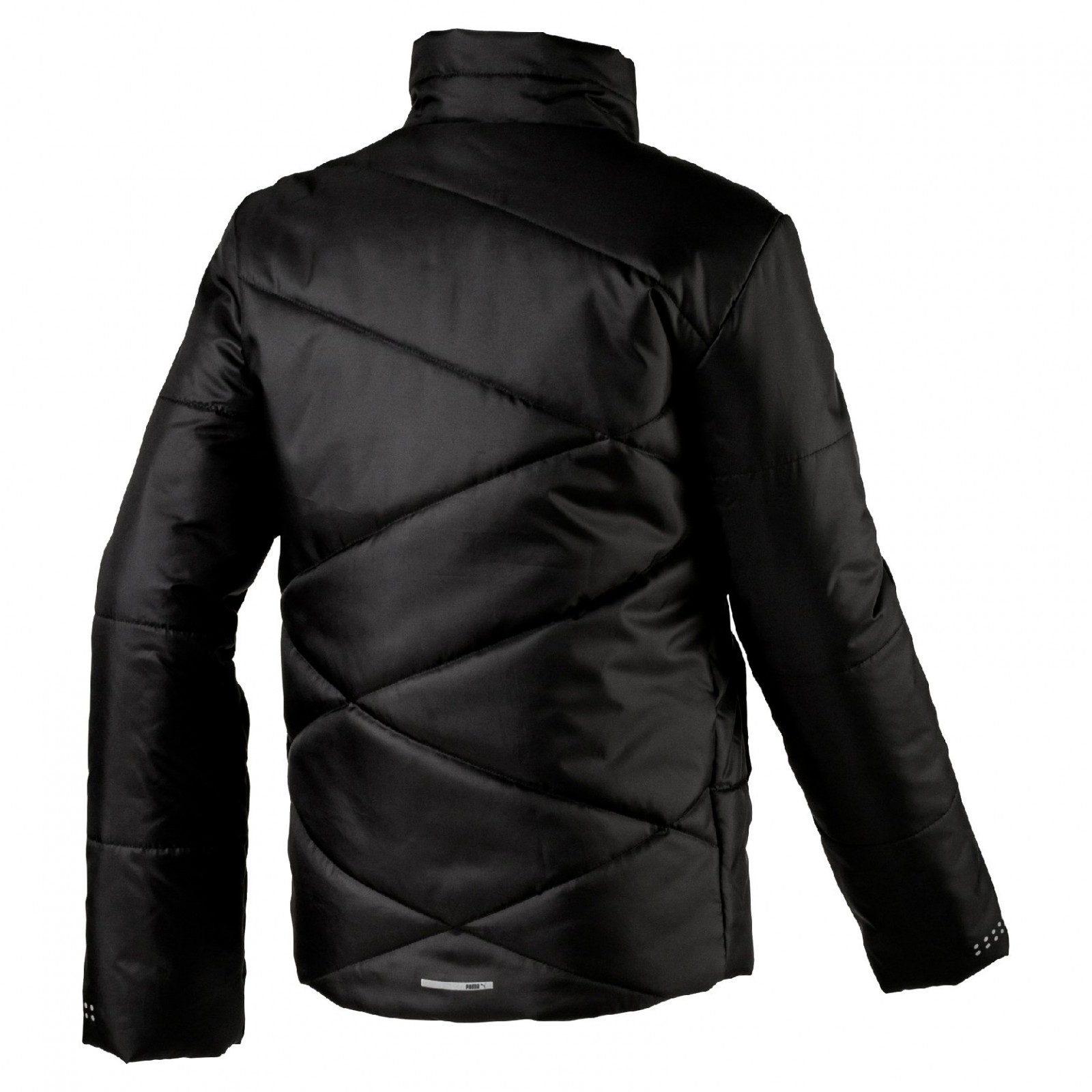 ESS PADDED JACKET B Puma Black