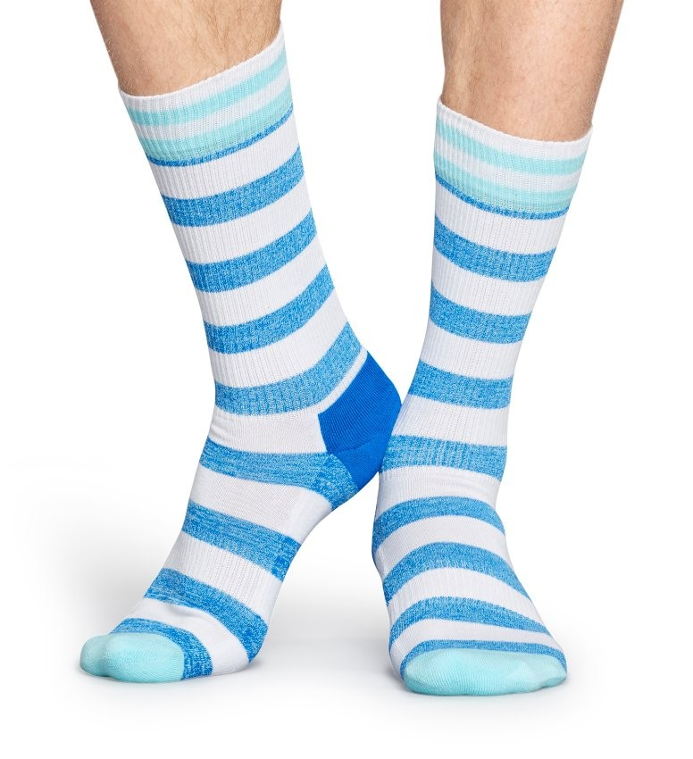 Athletic Stripe Sock
