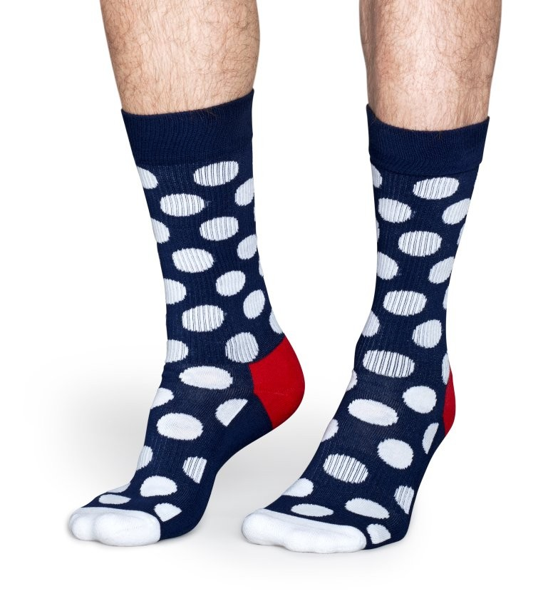 Athletic Big Dot Sock